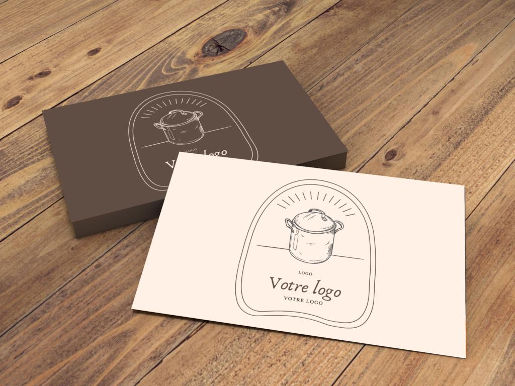 création logo TPE PME petite entreprise association